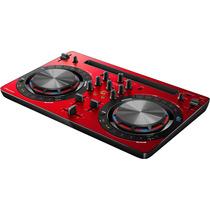 Controlador Pioneer Ddj-wego3 Rojo