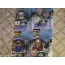 South Park Serie 4 Mirage Cifras Jimmy, Mr. Mackey, Oficial