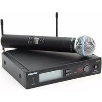 Micrófono Inalámbrico Shure Slx24/beta58 Envío Gratis