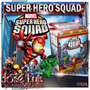 Super Hero Squad Cartel Invitacion Kit Imprimible Jose Luis