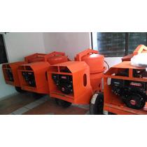 Revolvedoras Premium Cap 1 Saco Motor Ukura 13hp