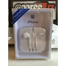 Earpods Originales Para Iphone 5s/5c/6/6plus/ipad/ipod