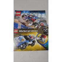 Lego 9094 7970 8194 Racers Instructivo Manual