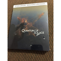 Quantum Of Solace Steelbook 007 James Bond Daniel Craig New
