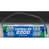 Bateria Radio Rc Tx Hobbico Hydrimax Nimh 8-cell 9.6v
