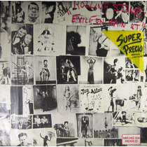 The Rolling Stones - Exile On Main St Gatefold 2 Lp Insertos