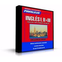 ¡¡habla Ingles %100% Con Metodo Pimsleur, El Mejor!!
