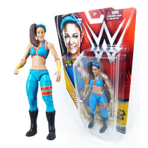 Wwe Mattel Basic Divas Nxt Bayley First Time In The Line