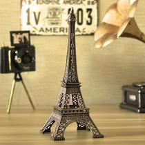 Torre Francia Eiffel Metal Escala 38 Cm