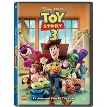 Toy Story 3 En Disney Dvd Super Precio