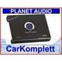 Amplificador Planet Audio Ac1600.4 Para Voz Y Bajo Clase Ab