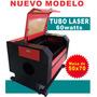 Grabadora Cortadora Laser 50x70 60w Sistema Antiflama