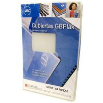 Gbc Cubierta Para Engargolar Tamaño Ofici