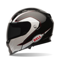 Casco Bell Para Motocicleta Evo Ghost Black