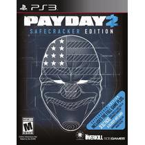 Payday 2 Pay Day Edición Safecracker Ps3 Blakhelmet Sp