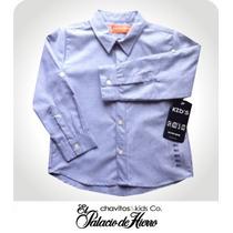 Camisa Para Niño Talla 3x Ch&k Original Palacio De Hierro