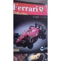 Ferrari Collection Panini 21 F1 641 1990 Alain Prost