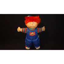 Cabbage Patch Tipo Chucky Muñeco Diabólico Terror Good Guys