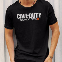 Playera Call Of Duty Cod Xbox