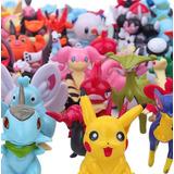 24 Figuras De Pokemon Coleccionables - Entrega Inmediata