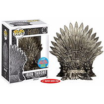 Funko Pop Game Of Thrones - Iron Throne (trono De Hierro)