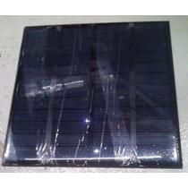 Panel Celda Solar 12v 250mah 3watts