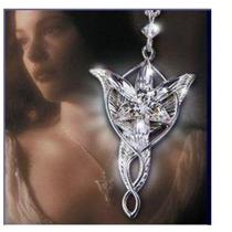 Dije Evenstar Arwen El Señor De Los Anillos Estrella D Tarde