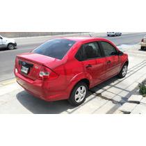 Ford Fiesta Sedan 2009,excelentes Condiciones