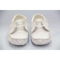 Zapato Piel Niño Bautizo Mod: 028
