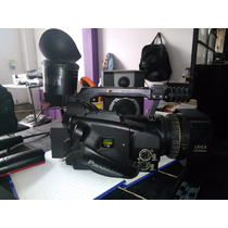 Camara De Video Panasonic Leica Dicomar Ag-dvx100b 3ccd