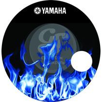 Parche Bombo 22 (yamaha,remo,aquarian,evans,kickport)