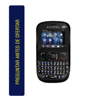 Celular Alcatel Ot-639 Wi-fi Cam 2mp Bluetooth Radio Fm