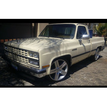 Pick-up Chevrolet Cheyenne 1990 Clasica