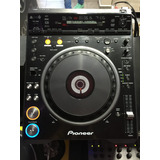 Pioneer Dvj-1000 Reproductor Cd Dvd Mp3 Audio Video