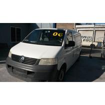 Volkswagen Eurovan 2006, Carga, Motor Diesel