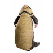 Traje Disfraz Adulto Inflable Star Wars Jabba The Hut