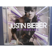 Disco My Worlds De Justin Bieber Original