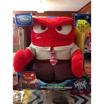Inside Out Anger De Peluche Disney Store
