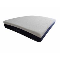 Colchón Memory Foam Comfort 26cm King Size + Box