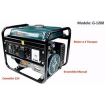 Generador Electrónico A Gasolina G1200 3 Hp Oakland