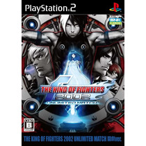 The King Of Fighters 2002 Unlimited Match Tougeki Ver. Ps2