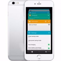 Hiphone 6 Plus Plata Android 5.1 Quadcore Doble Sim Micro Sd