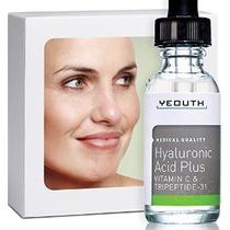 Mejor Anti Aging Serum Vitamina C Con Ácido Hialurónico Y Tr