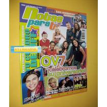 Ov7 Uff Pink Mdo Revista Notas Para Ti 2002