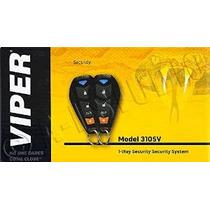 Viper Alarma 350 Plus 3105v Coche 1-way Entrada Sin Llave