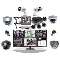 Asesoría E Instalación De Equipo De Seguridad Y De Cctv