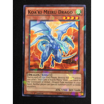 Yugioh Koa Ki Meiru Drago Shatterfoil 1st Bp03-en057