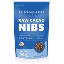 Cacao Nibs (trozos) Orgánicos; Terrasoul