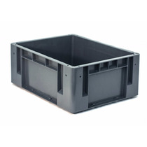 Caja De Plastico Industrial No. 3 48 X 38 X 20