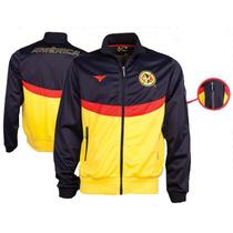 Club Aguilas Del America Chamarra Tricot